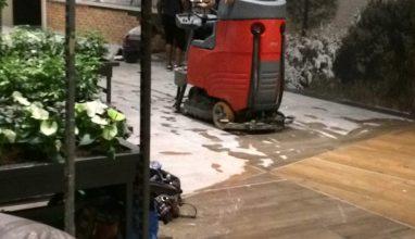 curatenie post constructor – park lake bucuresti – handyman international 1