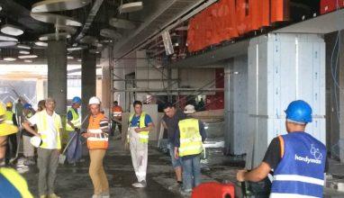 curatenie post constructor – park lake bucuresti – handyman international 11