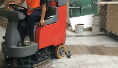 curatenie post constructor – park lake bucuresti – handyman international 4