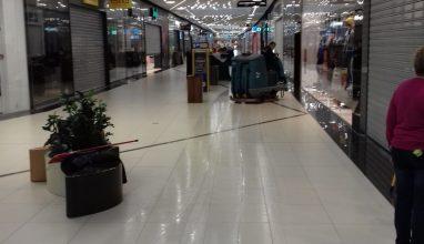 servicii curatenie – shopping city ramnicu valcea – handyman international 1