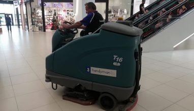 servicii curatenie – shopping city ramnicu valcea – handyman international 3